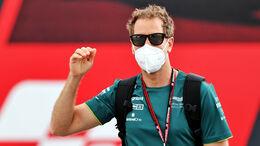 Sebastian Vettel - GP Portugal 2021