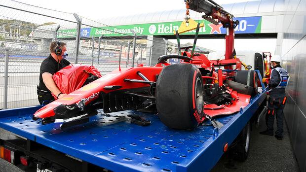 Sebastian Vettel - GP Russland 2020