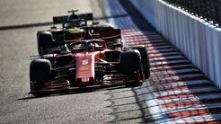 Sebastian Vettel - GP Russland - Sotschi - Formel 1 - 2020