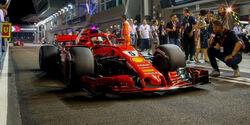 Sebastian Vettel - GP Singapur 2019