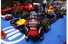 Sebastian Vettel GP Spanien 2012