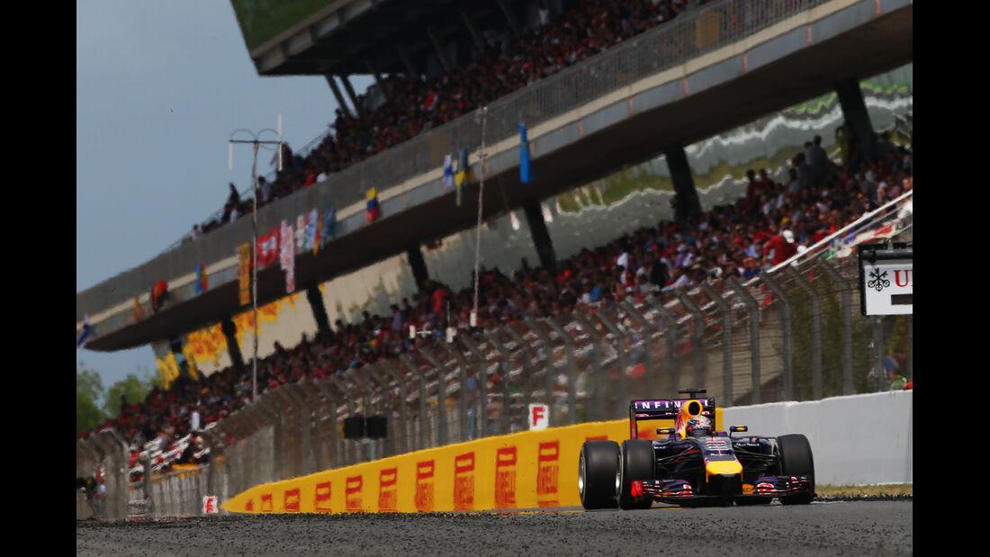 Sebastian Vettel - GP Spanien 2014