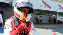 Sebastian Vettel - GP Spanien 2015