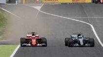 Sebastian Vettel - GP Spanien - Formel 1 - 2017