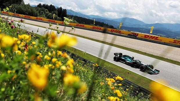 Sebastian Vettel - GP Steiermark 2021