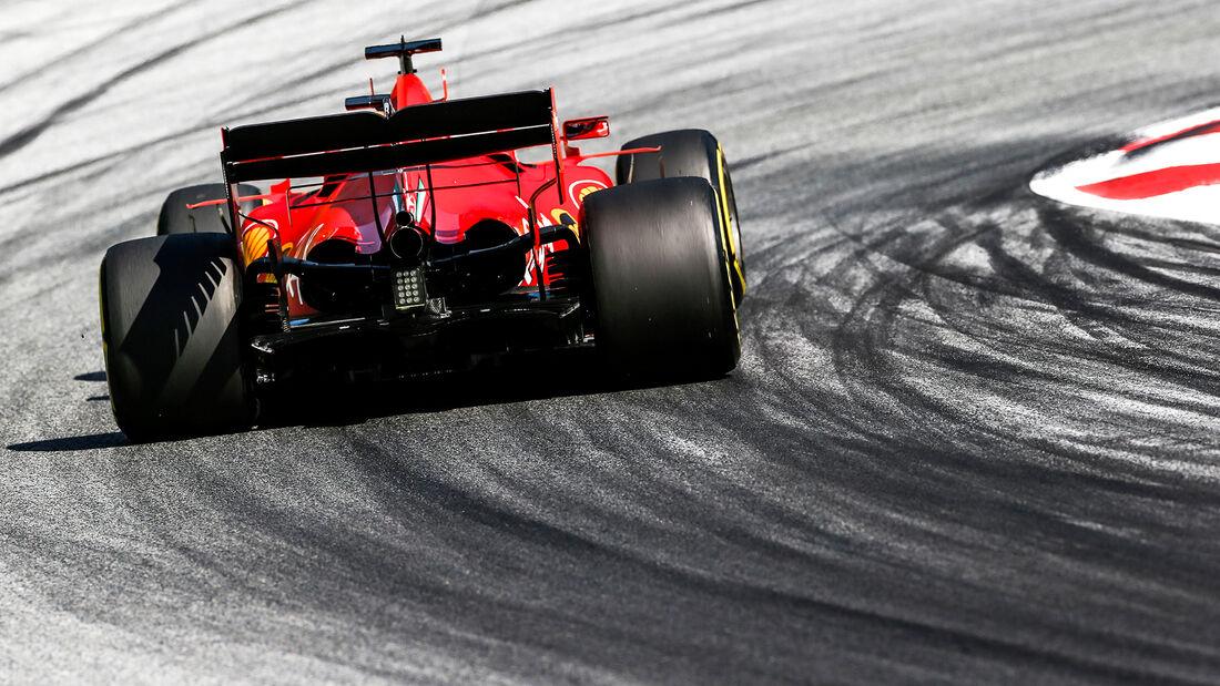 Sebastian Vettel - GP Steiermark - Österreich - 2020