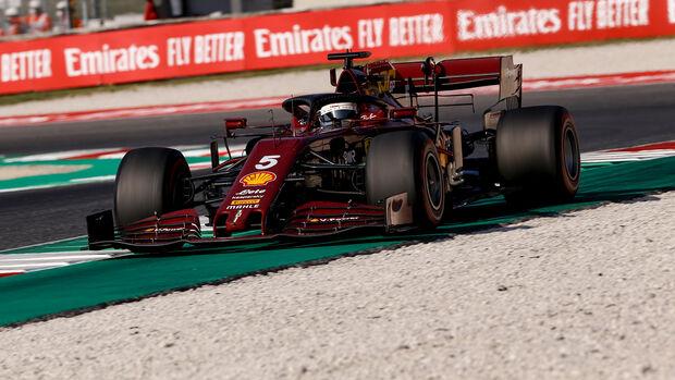 Sebastian Vettel - GP Toskana 2020