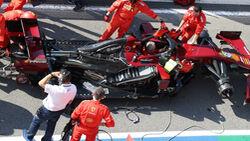 Sebastian Vettel - GP Toskana - 2020