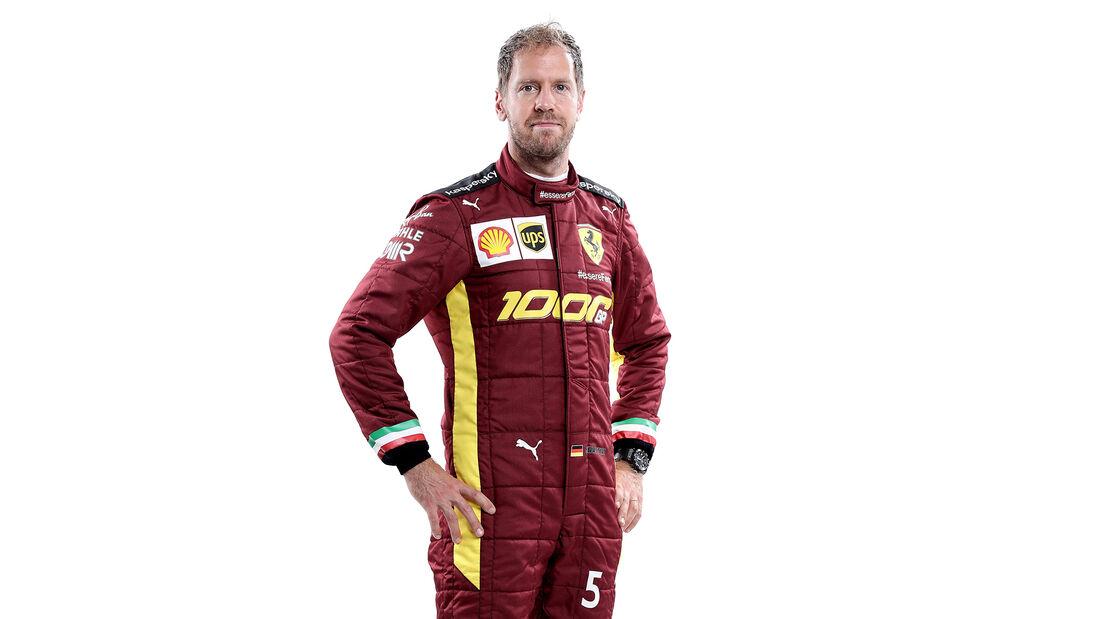 Sebastian Vettel - GP Toskana - Mugello - 2020