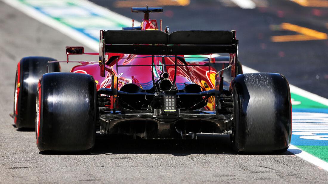 Sebastian Vettel - GP Toskana  - Mugello - Formel 1 - 2020