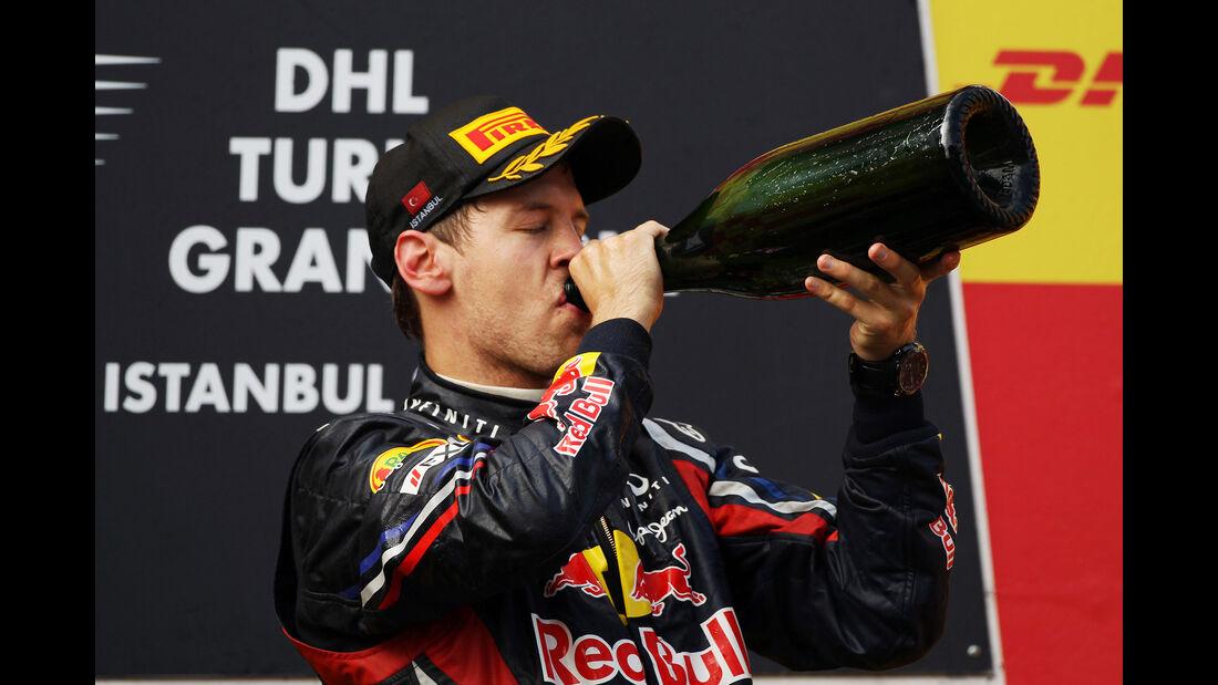 Sebastian Vettel - GP Türkei 2011