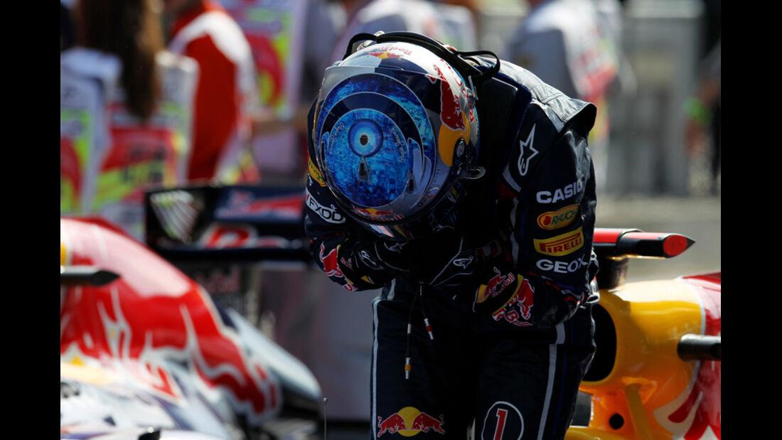 Sebastian Vettel GP Türkei 2011