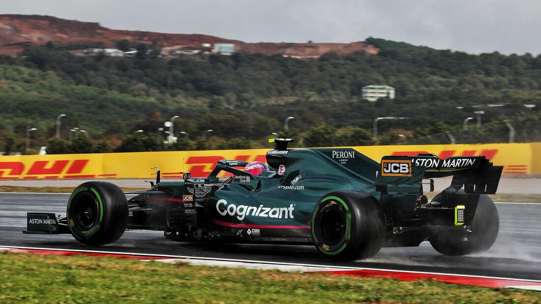Sebastian Vettel - GP Türkei 2021