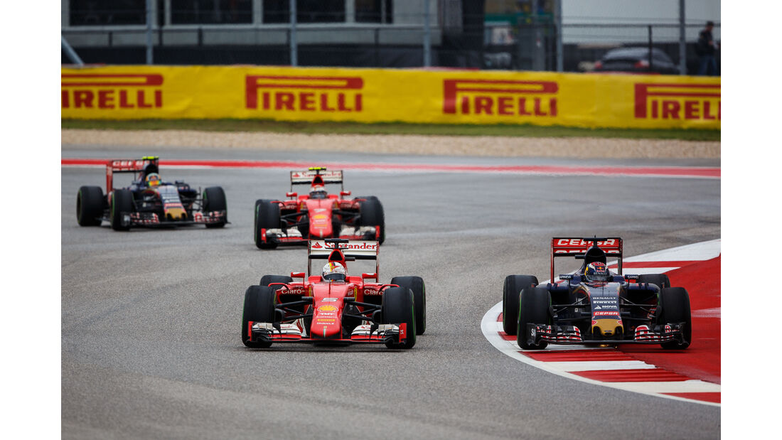 Sebastian Vettel - GP USA 2015
