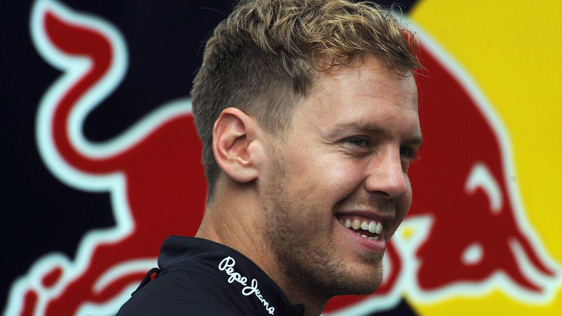 Sebastian Vettel GP Ungarn 2012