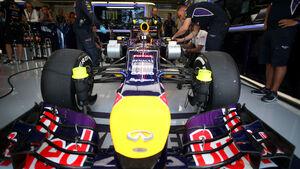 Sebastian Vettel - GP Ungarn 2014