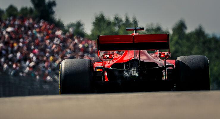 Sebastian Vettel - GP Ungarn 2018