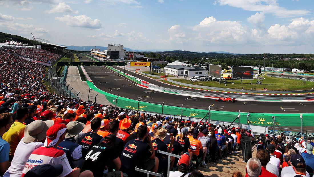 Sebastian Vettel - GP Ungarn 2019