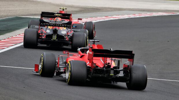 Sebastian Vettel - GP Ungarn 2020