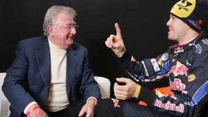 Sebastian Vettel & Hans Herrmann