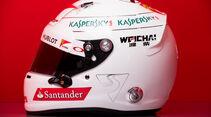 Sebastian Vettel - Helm  - Formel 1 - 2015
