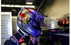 Sebastian Vettel - Helm - Formel 1 - GP USA - 01. November 2014