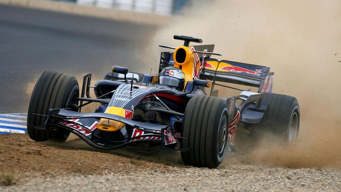 Sebastian Vettel - Jerez - 2008