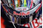 Sebastian Vettel - Jules Bianchi-Tribute - GP Russland 2014