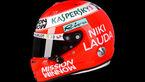 Sebastian Vettel - Lauda-Helm - GP Monaco 2019