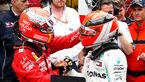 Sebastian Vettel & Lewis Hamilton - GP Monaco 2019