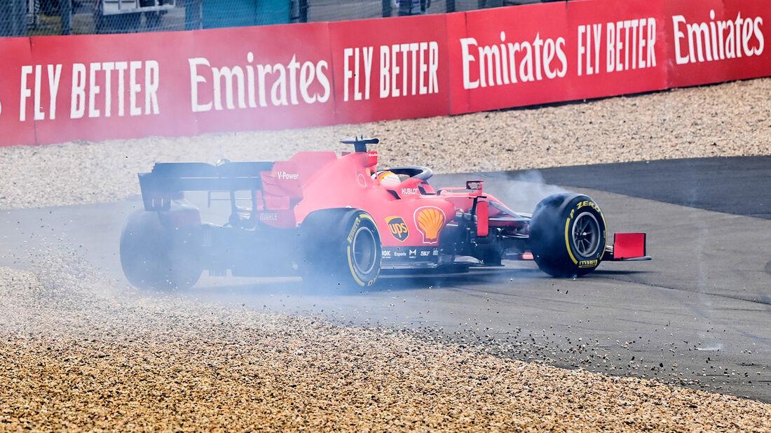 Sebastian Vettel - Nürburgring - Eifel Grand Prix - 2020