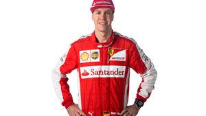 Sebastian Vettel - Porträt - Formel 1 - 2015