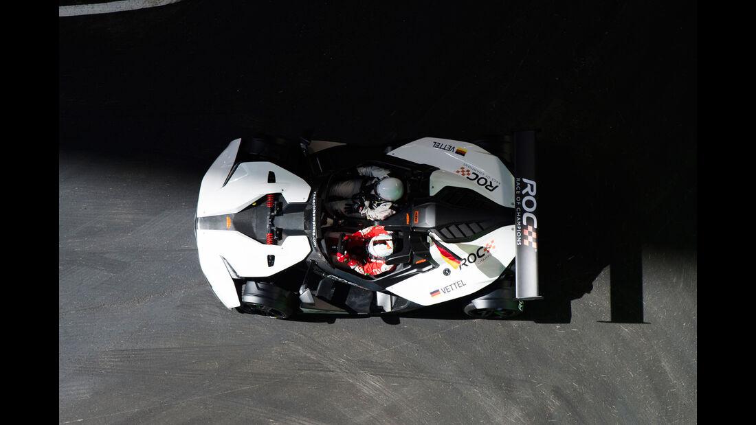Sebastian Vettel - Race of Champions 2017 - Miami