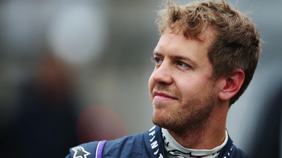 Sebastian Vettel Red Bull 2013