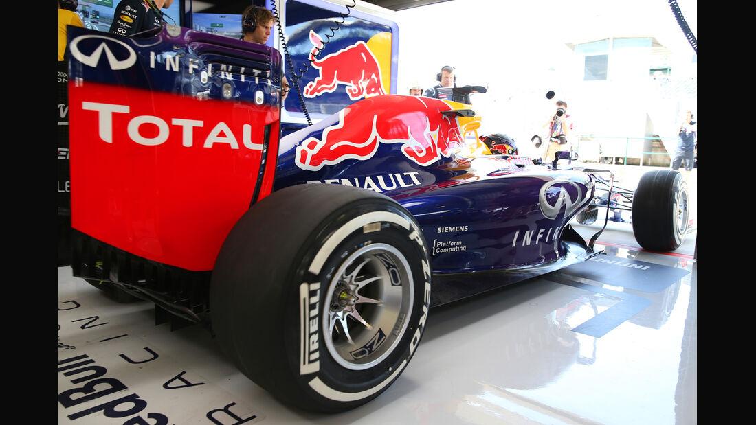Sebastian Vettel - Red Bull - 2014
