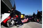 Sebastian Vettel - Red Bull - F1-Test Jerez 2012