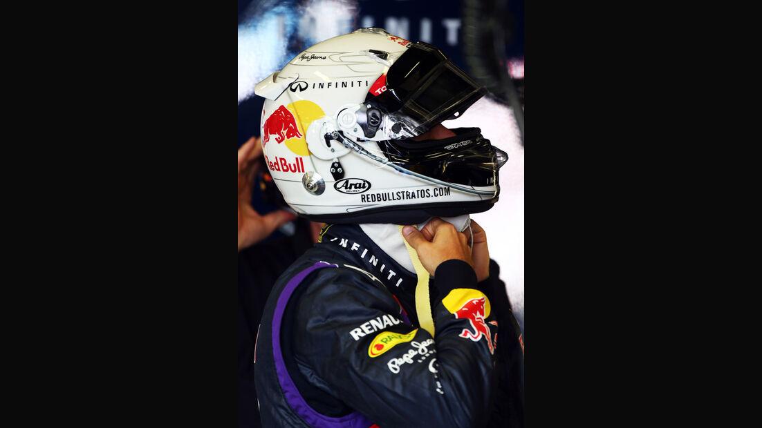 Sebastian Vettel - Red Bull - Formel 1 - GP Australien - 15. März 2013