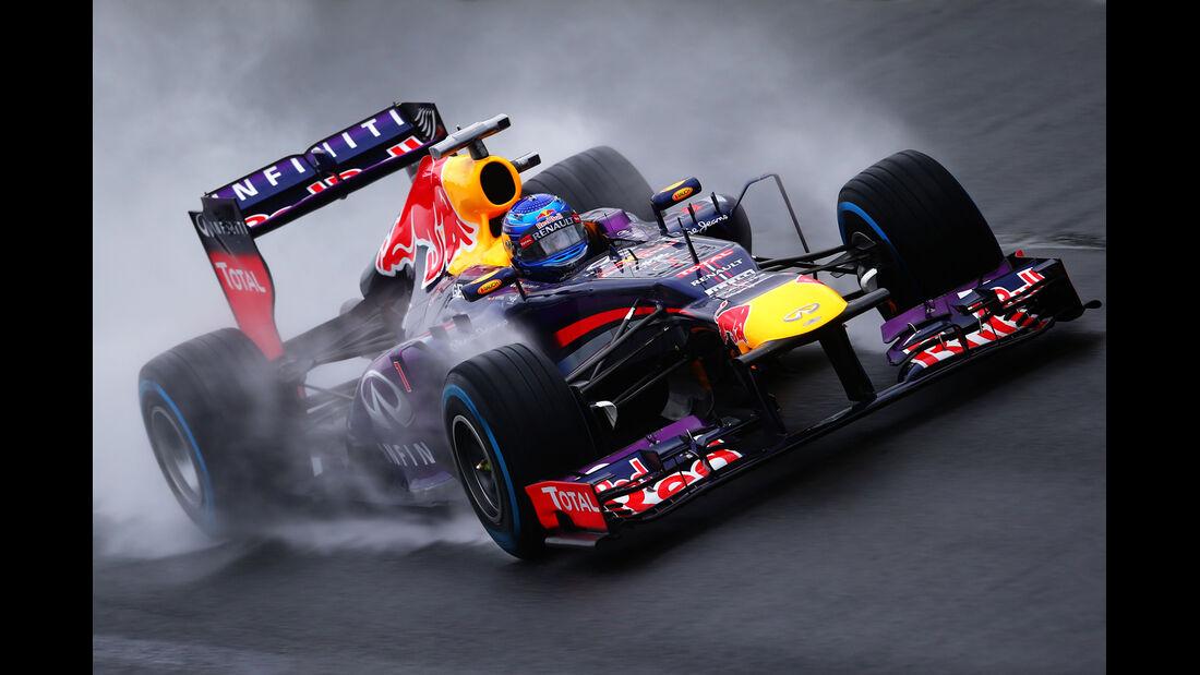 Sebastian Vettel - Red Bull - Formel 1 - GP Australien - 16. März 2013
