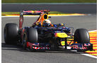 Sebastian Vettel - Red Bull - Formel 1 - GP Belgien - Spa-Francorchamps - 1. September 2012