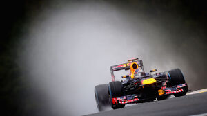 Sebastian Vettel - Red Bull - Formel 1 - GP Belgien - Spa-Francorchamps - 31. August 2012