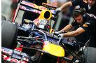 Sebastian Vettel - Red Bull - Formel 1 - GP Brasilien - Sao Paulo - 24. November 2012