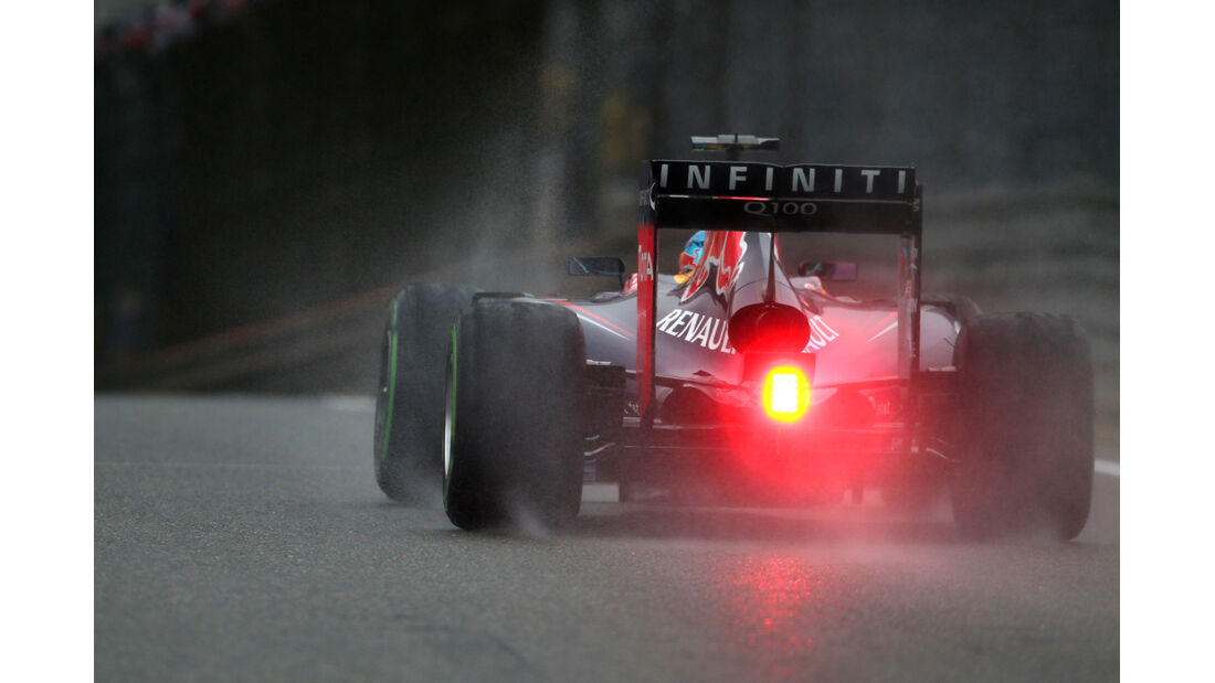 Sebastian Vettel - Red Bull - Formel 1 - GP China - Shanghai - 19. April 2014