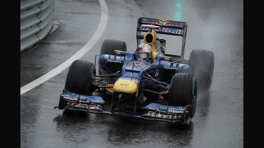 Sebastian Vettel - Red Bull - Formel 1 - GP England - Silverstone - 6. Juli 2012