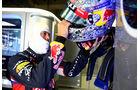 Sebastian Vettel - Red Bull - Formel 1 - GP Italien - 6. September 2014