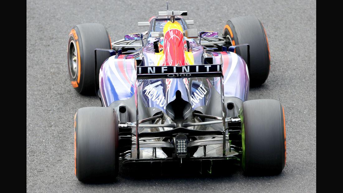 Sebastian Vettel - Red Bull - Formel 1 - GP Japan 2013