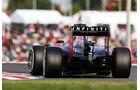 Sebastian Vettel - Red Bull - Formel 1 - GP Japan - Suzuka - 4. Oktober 2014