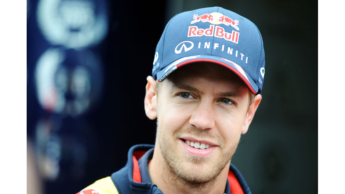 Sebastian Vettel - Red Bull - Formel 1 - GP Kanada - 6. Juni 2013