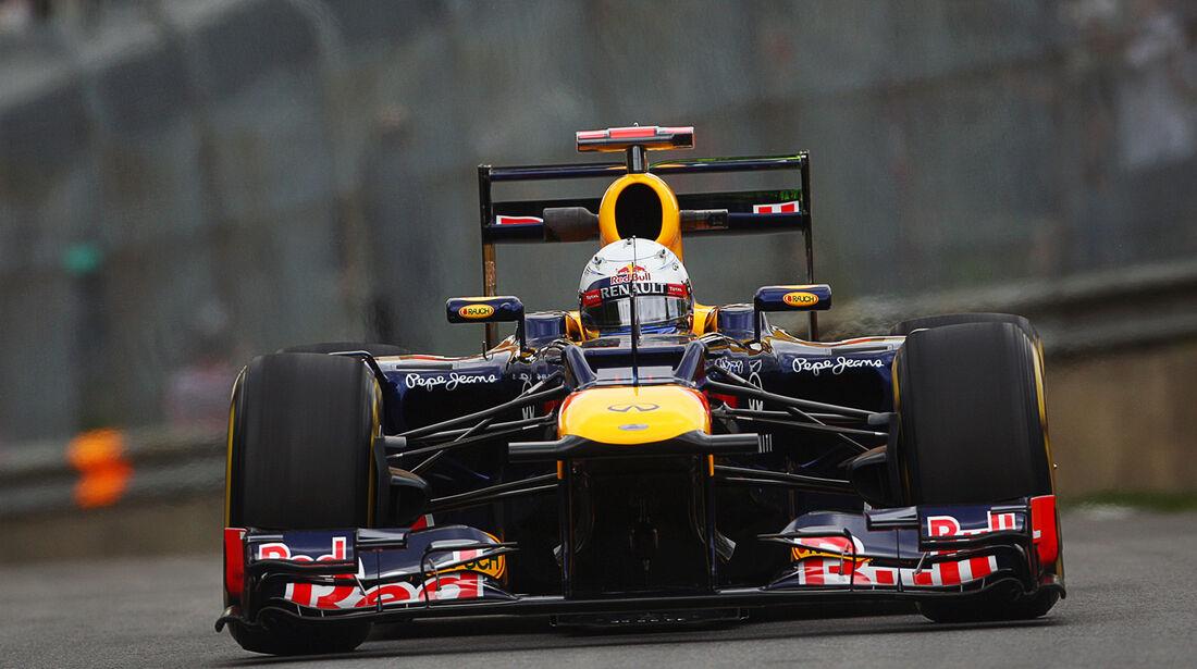 Sebastian Vettel - Red Bull - Formel 1 - GP Kanada - 8. Juni 2012