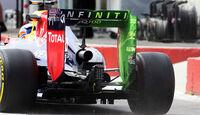 Sebastian Vettel - Red Bull - Formel 1 - GP Kanada - Montreal - 6. Juni 2014