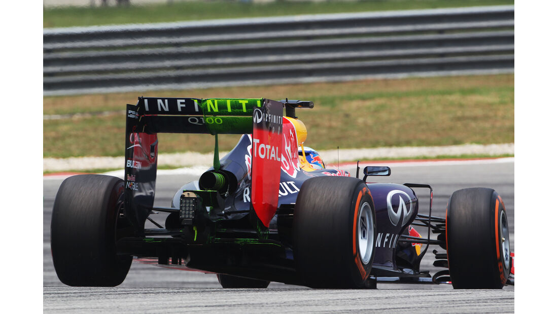 Sebastian Vettel - Red Bull - Formel 1 - GP Malaysia - 28. März 2014